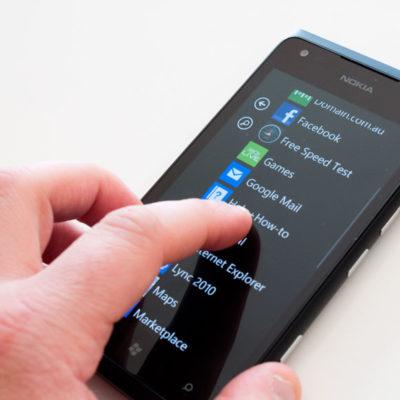 Nokia Lumia 900 — Is It An Improvement On The Lumia 800?