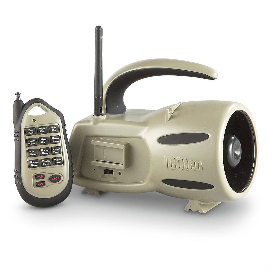 ICOTec Elec Predator Decoy 320 GC320 Game Call
