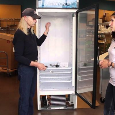 Get Rid Of Space And Storage Related Issue By Installing Compact Freezer